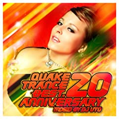 【クリックで詳細表示】VARIOUS ARTISTS : QUAKE TRANCE BEST20 MIXED BY DJ UTO - 音楽