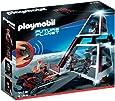 Playmobil Future Planet - 5153 - Jeu de construction - Quartier gnral des Darksters