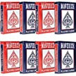 8 Decks of Playing Cards - Colors May Vary