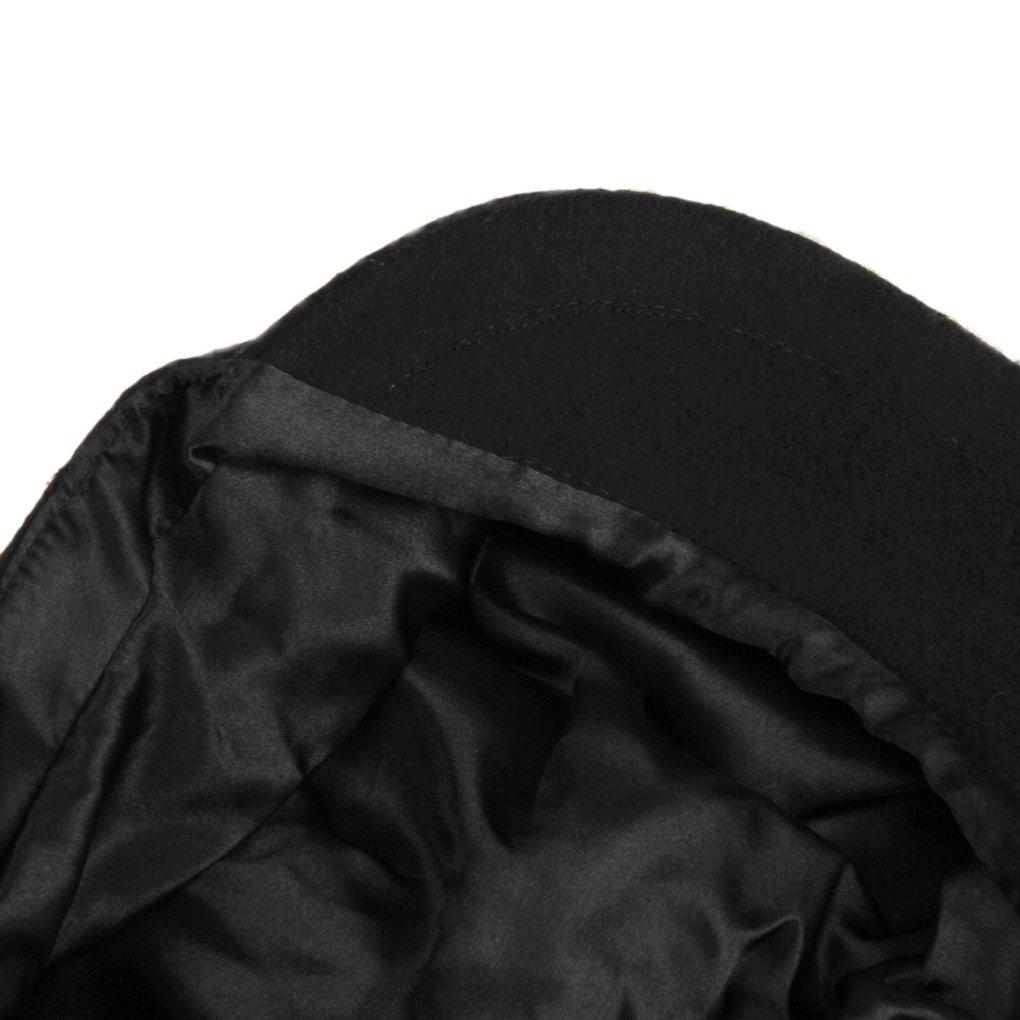 Unisex Winter Warm Baker Boy Newsboy Flat Cap Cheviot Tweed Beret Ivy Cabbie Cap Hat 5