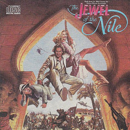 The Jewel of the Nile by Billy Ocean, RuTurner, Hugh Masekela, Jonathan Butler and The Willesden Dodgers