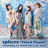 スフィアの最新アルバム「Third Planet」がオリコン週間3位