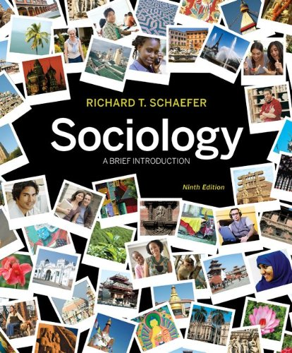Sociology: A Brief Introduction, 9th Edition