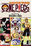 ONE PIECE 3IN1 TP VOL 06 (C: 1-0-0) (One Piece Omnibus)