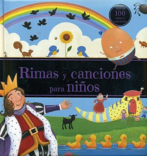 Rimas Y Canciones Para Niños. Más De 100 Rimas Y Canciones
