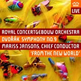 ドヴォルザーク:交響曲 第9番 「新世界」 ホ短調 (Dvorak : Symphony No.9 'From The New World' / Mariss Jansons, Royal Concertgebovw Orchestra) [SACD Hybrid] [日本語帯・解説付]