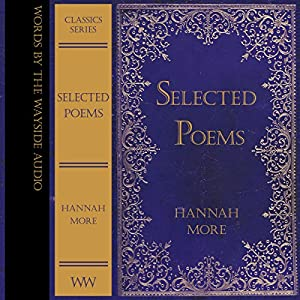 Selected Poems of Hannah More Audiobook
