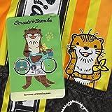 かわうその自転車屋さん ヴェロパック 防水ケース Strade Bianche