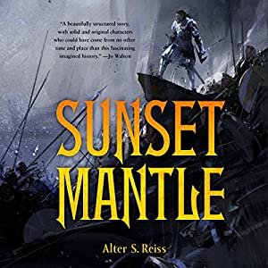 Sunset Mantle Audiobook