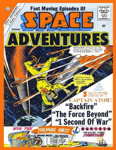Space Adventures # 38 [Grp, Charlton Comics] (Tapa Blanda)