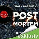 Zeit der Asche (Post Mortem 2) Hörbuch von Mark Roderick Gesprochen von: Richard Barenberg