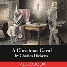 A Christmas Carol Audiobook by Charles Dickens Narrated by Kyle Munley