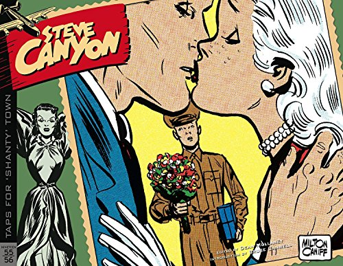 Steve Canyon Volume 5: 1955-1956