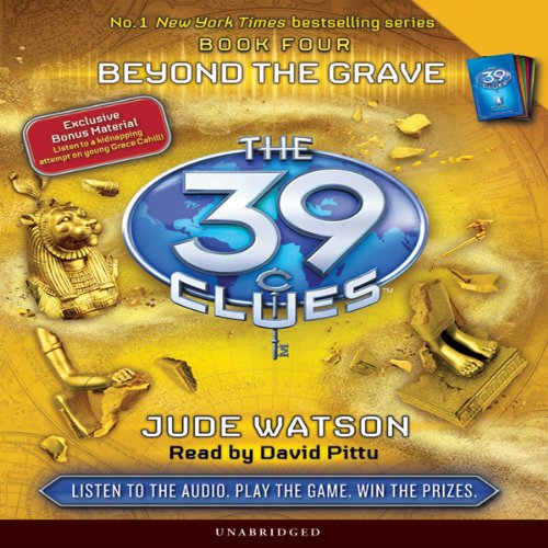 39 clues beyond the grave book report