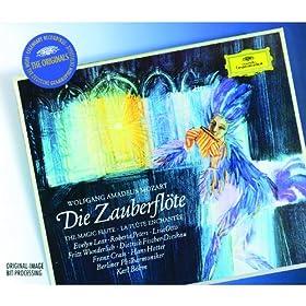 "Die Zauberfl�te, K.620 / Act 1 - Dialog ""He Da!"" (Tamino, Papageno, Die Drei Damen)"