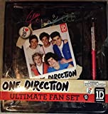 One Direction 1d Ultimate Fan Set Rhinestone Pen with Fan Book & Stickers