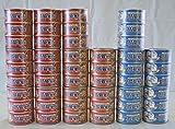 猫缶 愛情猫家族シリーズ 170g×3缶パック 全3種類16パック(48缶) お試しセット