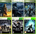 Halo Collection (XBOX 360) Reach / OD...