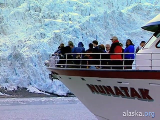 Glacier Cruises in Alaska