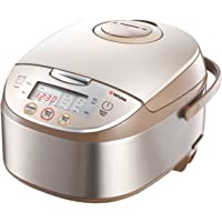 Tatung TFC-5817 16-Cups Micom Fuzzy Logic Multi-Functional Rice Cooker (Champagne)
