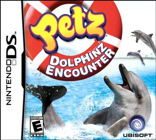 Petz Dolphinz Encounter - Nintendo DS - 1