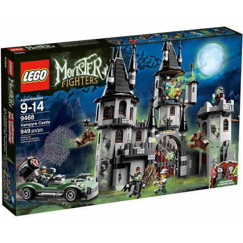 LEGO Monster Fighters Vampyre Castle Play Set