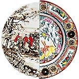 Seletti Hybrid Eusafia Dinner Plate