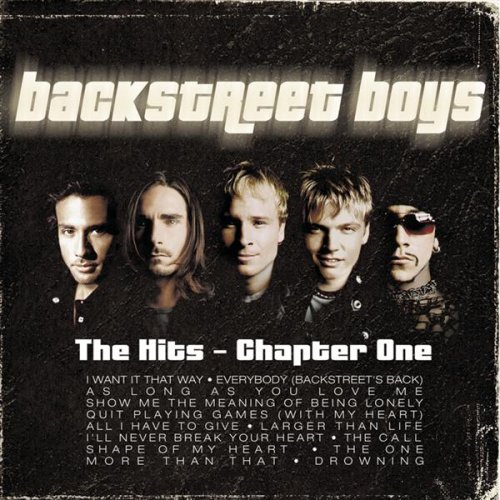 Backstreet Boys-The Hits Chapter One-REPACK-CD-FLAC-2001-JLM Download
