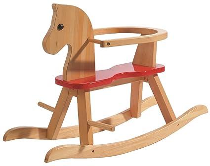 roba: Schaukelpferd aus Holz