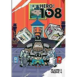 Hero 108 Season #2 - Volume 4