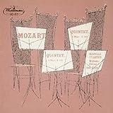 モーツァルト:弦楽五重奏曲第3番&第5番