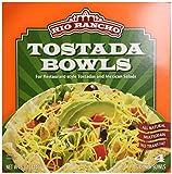 Rio Rancho 6 Tostada Bowls, Original, 4 ct