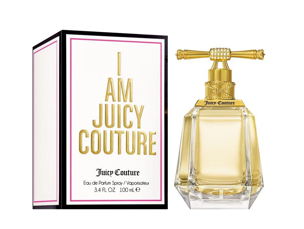 Juicy Couture I Am Juicy Eau de Parfum Spray for Women, 3.4 Ounce
