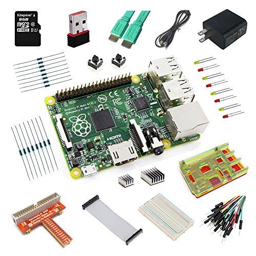 Eleduino Raspberry Pi B+ Super Project Starter Kit