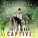 The Krinar Captive Audiobook by Anna Zaires, Dima Zales Narrated by Roberto Scarlato