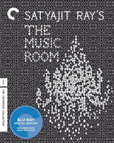 Cover art for  The Music Room (The Criterion Collection) [Blu-ray]