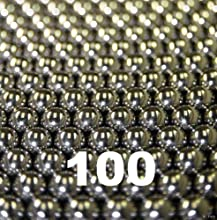 100 1532quot Inch Chrome Steel Bearing Balls G25