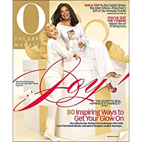 O, The Oprah Magazine (1-year)