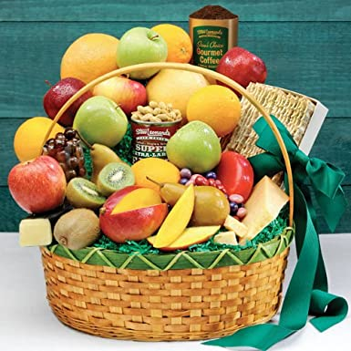 Stew Leonard's – Awesome Fruit Basket