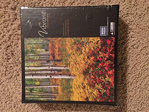 Vibrant Autumn Colors 03 Puzzle, 1000 Pieces