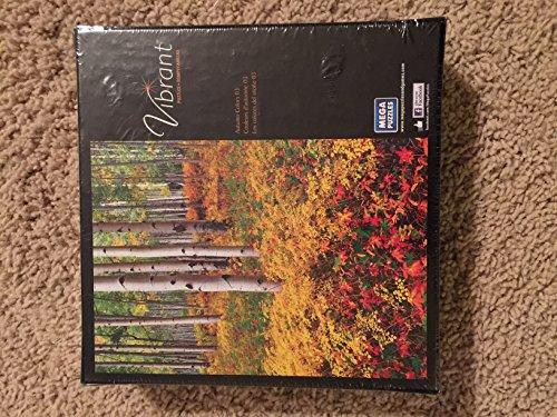Vibrant Autumn Colors 03 Puzzle, 1000 Pieces
