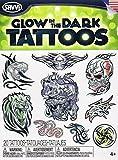 Glow In The Dark Temporary Tattoos 20 Tattoos By Savvi V3