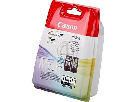 Canon Pixma IP 2700 (PG-510 CL 511 / 2970 B 010) - original - consumer material (black, cyan, magenta, yellow) - 220 Pages