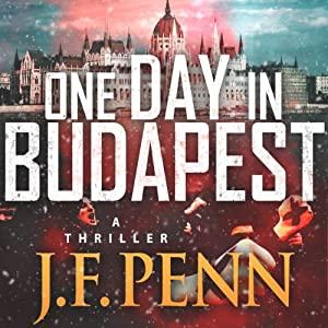 One Day in Budapest Audiobook