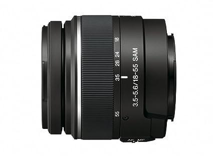 Sony SAL-1855 Objectif DT 18-55mm F3,5-5,6 SAM