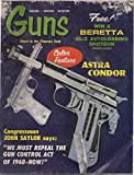 img - for Guns: Finest in the Firearms Field, vol. XV, no. 9-12 (December 1969) book / textbook / text book