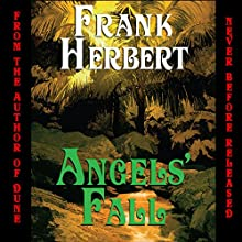 Angels' Fall Audiobook by Frank Herbert Narrated by Fleet Cooper