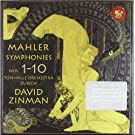 Mahler: Symphonies 1-9 & Clinton Carpenter completion of Symphony No. 10