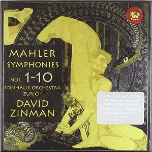 Mahler: Sinfonien Nr. 1-10