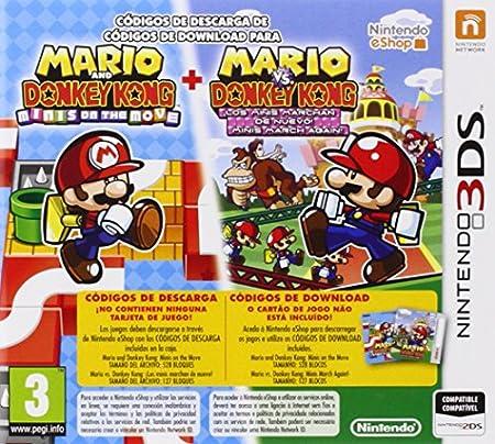 Mario And Donkey Kong / Mario vs. Donkey Kong